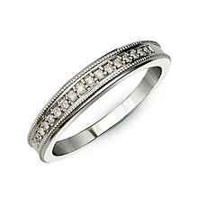 Perfect Fit 9ct White Gold Diamond Eternity Ring - Product number 9438378
