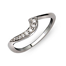 Perfect Fit 9ct White Gold Diamond Eternity Ring - Product number 9443266