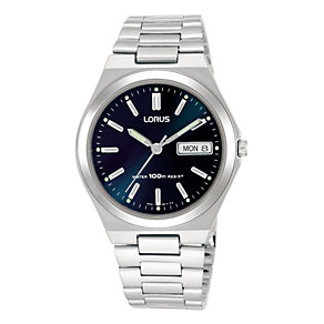 Lorus Men's Stainless Steel Bracelet Watch - Product number 9444114