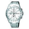 Lorus Men's Stainless Steel Bracelet Chronograph Watch - Product number 9444483