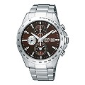 Lorus Men's Stainless Steel Chronograph Watch - Product number 9444513