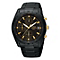 Lorus Men's Black Ion Plated Bracelet watch - Product number 9444572