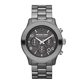 Michael Kors ladies' titanium ceramic bracelet watch - Product number 9445935