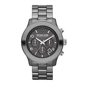 Michael Kors ladies' titanium ceramic bracelet watch - Product number 9445935