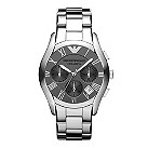 Emporio Armani Ceramica men's grey dial bracelet watch - Product number 9446141