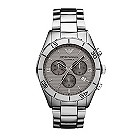 Emporio Armani Ceramica men's grey dial bracelet watch - Product number 9446192