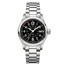 Hamilton men's automatic stainless steel bracelet watch - Product number 9446516