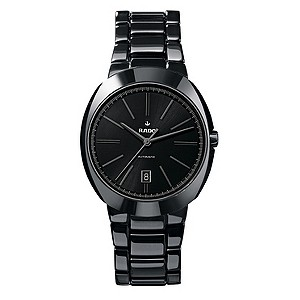 Rado men's black ceramic automatic bracelet watch - Product number 9446559