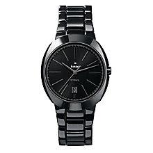Rado men's black ceramic automatic bracelet watch - Product number 9446559