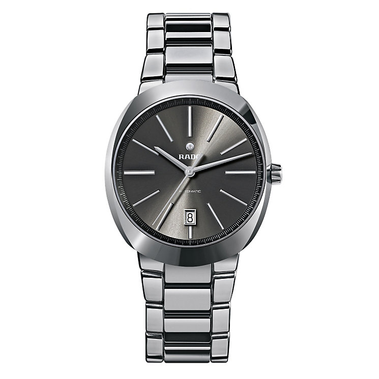 Rado men's automatic grey bracelet watch - Product number 9446567