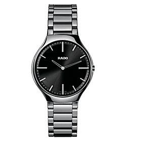 Rado True Thinline men's ceramic bracelet watch - L - Product number 9446605