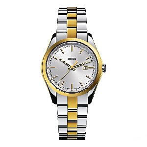 Rado ladies' two colour bracelet watch - Product number 9446710