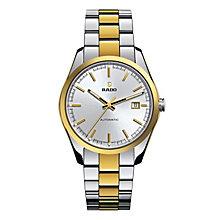 Rado HyperChrome men's  bi-colour bracelet watch - Product number 9446729