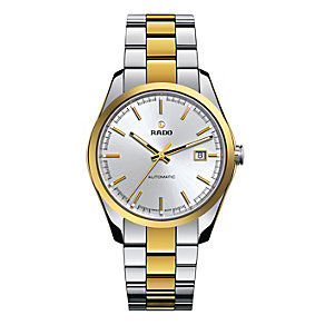 Rado HyperChrome men's  bi-colour bracelet watch - Product number 9446729