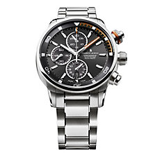 Maurice Lacroix stainless steel bracelet watch - Product number 9446842