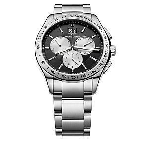 Maurice Lacriox men's stainless steel chronograph watch - Product number 9446877