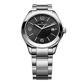 Maurice Lacroix stainless steel bracelet watch - Product number 9446885