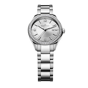 Maurice Lacroix ladies' stainless steel bracelet watch - Product number 9446907