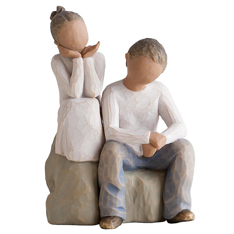 Willow Tree Brother & Sister Figurine - Product number 9448403