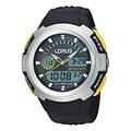 Lorus Black & Yellow Trim Digital Dial watch - Product number 9449469