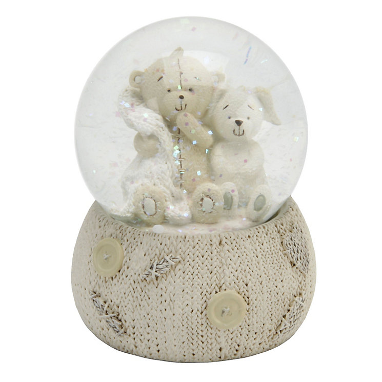 Button Corner Water Globe - Product number 9451897