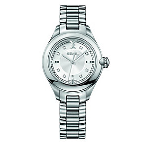 Ebel Onde ladies' diamond set bracelet watch - Product number 9453504