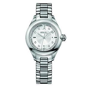 Ebel Onde ladies' diamond set bracelet watch - Product number 9453504