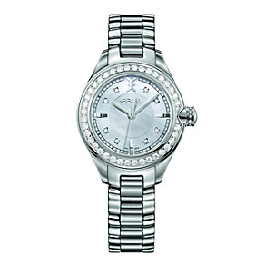 Ebel Onde ladies' diamond set bracelet watch - Product number 9453911