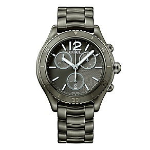 Ebel men's grey ion plated bracelet watch - Product number 9454039