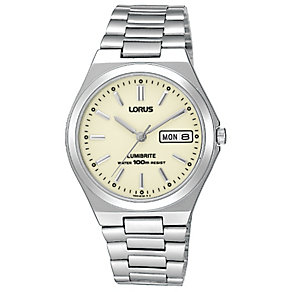 Lorus Lumibirte Ladies' Stainless Steel Bracelet Watch - Product number 9454519