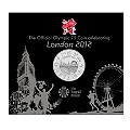 The London 2012 Olympic Brilliant Uncirculated �5 Coin - Product number 9454748