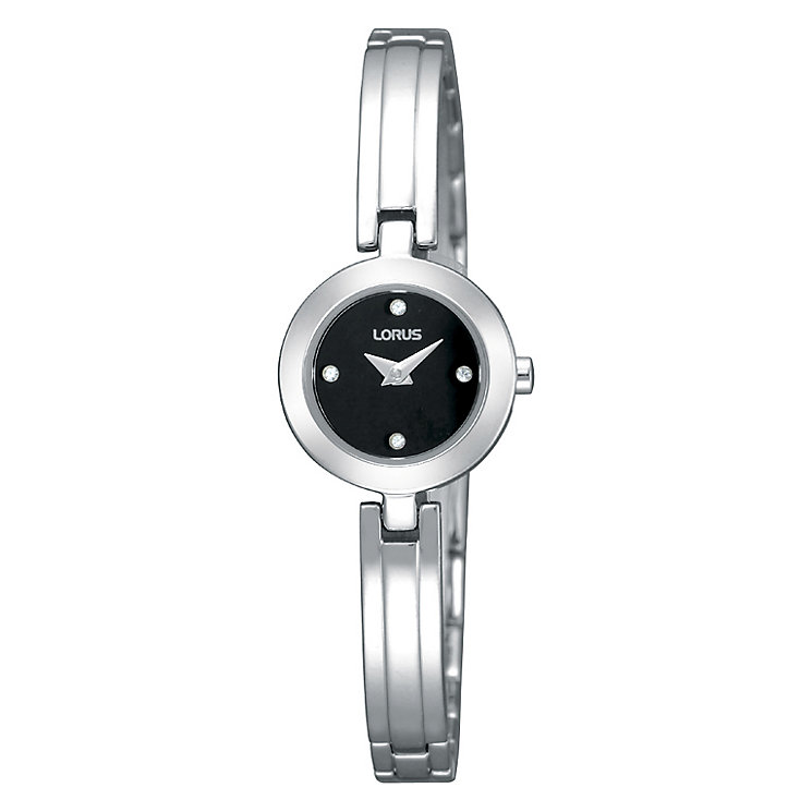 Lorus Ladies' Stainless Steel Bangle Watch - Product number 9464018