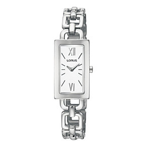 Lorus Ladies' Stainless Steel Open Link Bracelet Watch - Product number 9465227