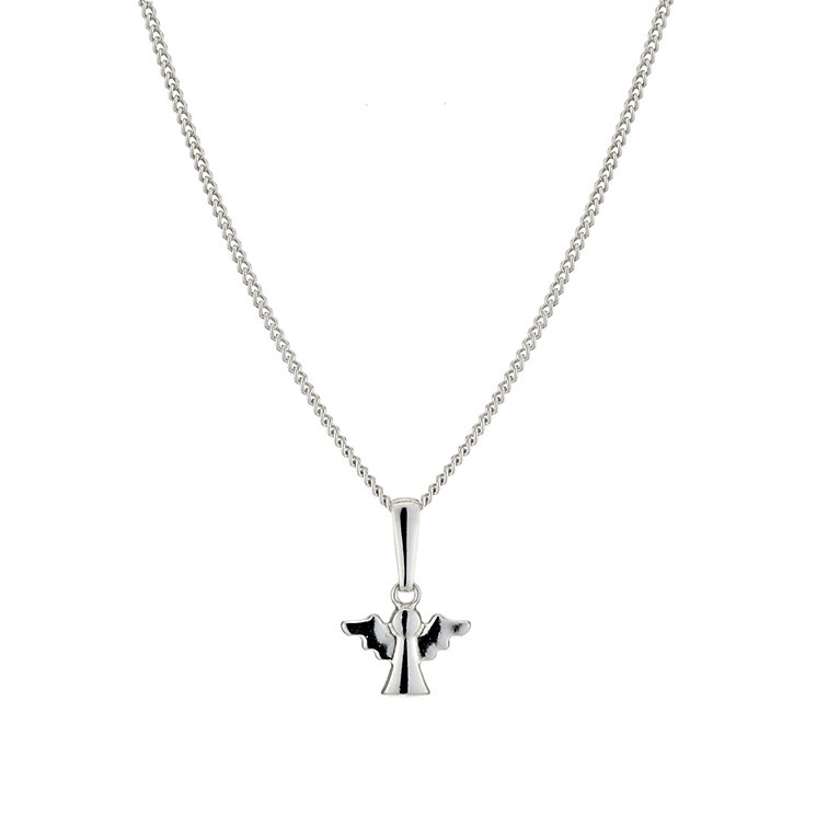 Silver Angel Pendant - Product number 9499466