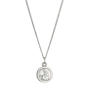 Silver Children's St Christopher's Pendant - Product number 9500154