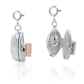 Clogau Silver & Rose Gold Noah's Arc Charms - Product number 9505458