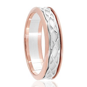 Welsh Gold Wedding Ring Royal Band By Clogau Of