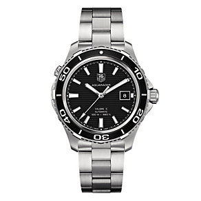 TAG Heuer Aquaracer men's automatic bracelet watch - Product number 9519211