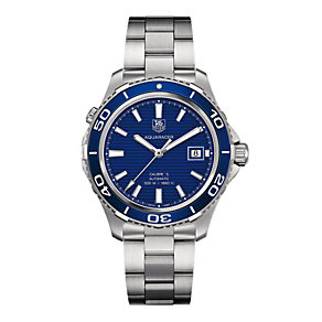 TAG Heuer Aquaracer men's automatic bracelet watch - Product number 9519246