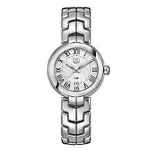 TAG Heuer Link ladies' silver dial bracelet watch - Product number 9519866