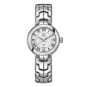 TAG Heuer Link ladies' silver dial bracelet watch - Product number 9519866
