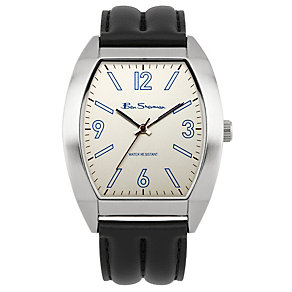 Ben Sherman Men's Black Strap Watch - Product number 9523804