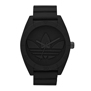 Adidas Santiago Men's XL Black Bracelet Watch - Product number 9528210