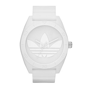 Adidas Santiago Men's XL White Bracelet Watch - Product number 9528229