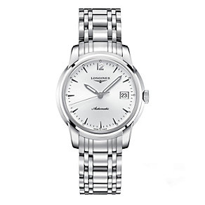 Longines men's stainless steel bracelet watch - Product number 9528571
