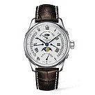 Longines Master Collection men's moon dial strap watch - Product number 9528784