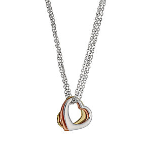 Triple Heart Necklet - Product number 9529020