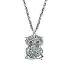 Owl Pendant - Product number 9529039