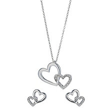 Double Heart Two Piece Set - Product number 9529616