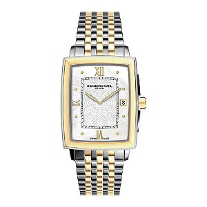 Raymond Weil ladies' two colour bracelet watch - Product number 9530738